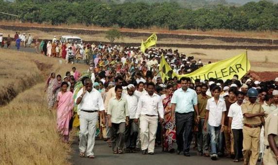 En Inde, le nucléaire tue avant même l'accident