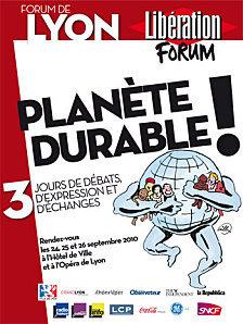 Forum Libération Planète Durable > Sortir du mur !