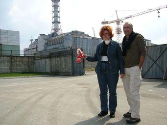 Visite à Tchernobyl - Avril 2006
