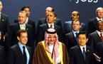 Le G20 fossilisé